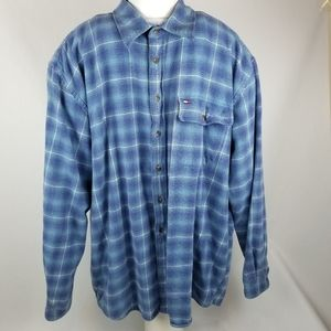 Tommy Hilfiger Flannel long sleeve button down